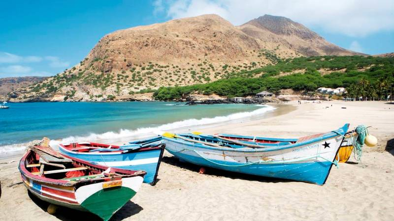 Holidays in the Cape VerdeIslands