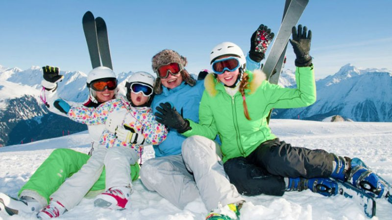 Family Ski Holidays – A Million Miles From Nightmare