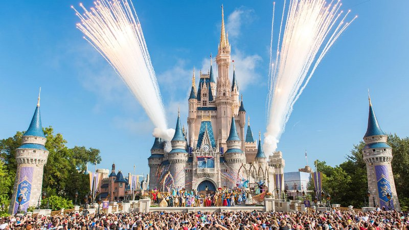 Top 10 Theme Park Holidays